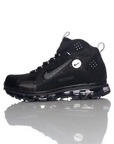 a263ae76f714 NIKE High top men s sneaker Lace up closure Padded tongue with NIKE  signature swoosh logo Cushioned sole for ultimate comfort and performance
