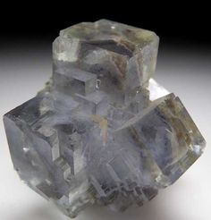 Fluorite from 2nd Sovietskiy Mine, Dal'Negorsk, Russia