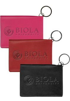 Biola University Keychain Wallet | Biola University