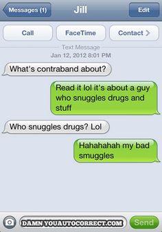 funny auto-correct texts - Interesting Plot Twist
