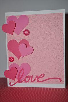 Pretty Valentine's Day Card