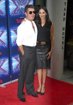Simon Cowell Cheating on Lauren Silverman: Break-Up as Simon 'Bored' With Baby Mama