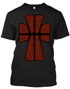 Basketball and Cross Shirt T Shirts, Hoodie. Shopping Online Now ==►…