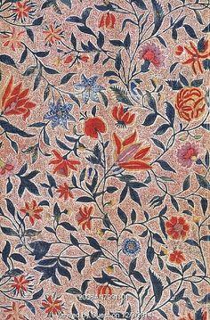 Chintz. India, 18th century