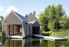 = Refuge by Wim Goes Architectuur = Belgium