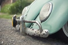 VW Beetle #vintage #volkswagens