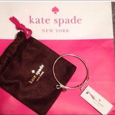 Rose Gold Kate Spade Bracelet NWT kate spade Jewelry Bracelets