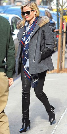 a6d6842ba480 10 Street Style Superheroes of 2014   REESE WITHERSPOON   The Wild star has  a lifestyle