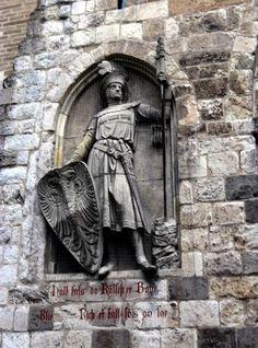 """Kölsche Boor"" Eigelstein Dresden, Eifel, Kirchen, Germany Travel, Cologne, Statue, History, Landscapes, Spaces"