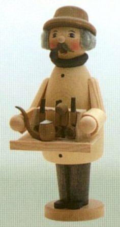 German (cone) incense smoker.