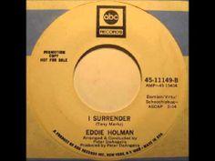 Northern Soul _ Eddie Holman - I Surrender