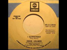 Northern Soul _ Eddie Holman - I Surrender