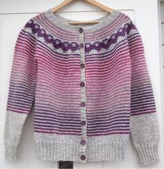 Bilderesultat for kauni kofte Knitting Designs, Knitting Projects, Knitting Yarn, Pink Purple, Cardigans, Sweaters, Men Sweater, Crochet, Womens Fashion