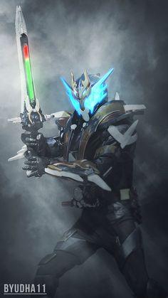 Kamen Rider Cross-Z Wallpaper by Byudha11