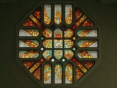 Rosette Das Himmlische Jerusalem Resurrection