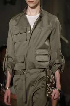 Valentino Spring 2017 Menswear Fashion Show Details
