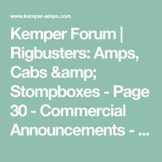 Kemper Forum