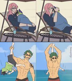 "syd/spence cbyf Ψ on Twitter: ""I'M CRYING RN I CAN'T DO THIS ANYMKTE… "" Anime Meme, Anime Ai, Funny Anime Pics, Fanarts Anime, Otaku Anime, Anime Guys, Anime Characters, Manga Anime, Fictional Characters"