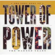 Shop The Very Best of Tower of Power: The Warner Years [CD] at Best Buy. Find low everyday prices and buy online for delivery or in-store pick-up. Sheet Music Direct, Digital Sheet Music, R&b Soul Music, My Music, Les Paul, Bass, Tower Of Power, Music Albums, Greatest Hits