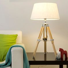 Quality-Modern-Triangle-Tripod-Wood-Base-Fabric-Lampshade-Table-Lamp-Bedroom-Living-Room-Desk-Lights-Indoor.jpg (800×800)