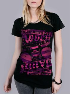 Shirt from Abbey Dawn line