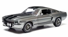 """1967 Ford Mustang """"Eleanor"""" - Gone in sixty 60 Seconds Movie (2000) Greenlight 12909 1/18 Diecast"""