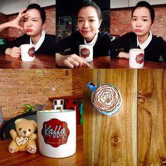 Salted Caramel Macchiato  重新出发 再出发 每天都是新的开始 (ω) #coffee #cafe #coffeeshop #nice #salted #caramelmacchiato #coffeelove #behappy #start #again #bebrave #new #self #yeah #gambateh #okay? #okay #smile #selfie #girl #teddyjing #best #love #may #2016  出发前犒赏自己 by jingallovu