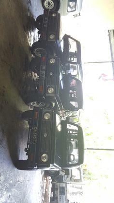 Suzuki jimny katana. The most popular car for Adventure in Bali.