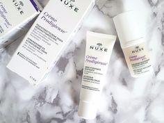 The Nuxe Creme Prodigieuse Anti-Fatique Moisturising Cream and Eye Cream Stress, Eye Cream, Creme, Skin Care, Eyes, Skincare Routine, Eye Creams, Skincare, Anxiety