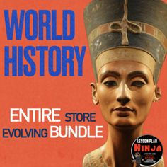 This is an evolving bundle. Future units and constant updates will be added at no extra cost. Currently adding Google Classroom versions of worksheets for DISTANCE LEARNING. Keep checking your TpT purchases for updates.By customer request, Entire World History Store Evolving Bundle has everything I ... History Lesson Plans, Social Studies Lesson Plans, Daily Lesson Plan, World History Lessons, Teaching Social Studies, Teaching History, Political Cartoon Analysis, Help Wanted Ads, Google Classroom