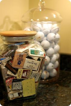 collections in jars