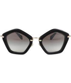 Black Mui Mui. I love these! So unique