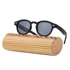 2c39fce0ba Handmade Original Round Bamboo Sunglasses – Bamboo Voovu Shop Wooden  Sunglasses