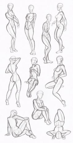 Human Body Drawing, Form Drawing, Body Reference Drawing, Art Reference Poses, Gesture Drawing, Drawing Tips, Drawing Ideas, Body Base Drawing, Human Anatomy Drawing