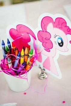 My Little Pony Rainbow Birthday Party