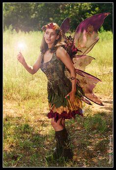 DeviantArt: More Like Fall Fairy Costume 3 by sithvixen