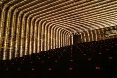 Con un aforo de 236 butacas, la Sala Azcona es el escenario de los estrenos mensuales de Cineteca, todos ellos dedicados a la producción más interesante de la producción actual en el campo del cine de no ficción.  #salaazcona #cineteca #documentamadrid #documentales #cine #madrid