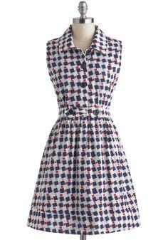So, so cute!!!  In Ship Shape Dress, #ModCloth