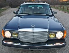 1985 Mercedes-Benz 300TD Station Wagon