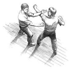 Wing Chun application