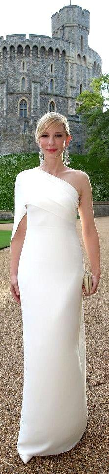 Cate Blanchet in Ralph Lauren
