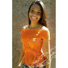 Fabianne Castilho: Blusa Atalia