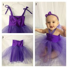 Flower Girl Tutu Party Dress...68 Colors to Choose From. $100.00, via Etsy. @Fellow Fellow Comeaux