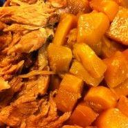Slow Cooker Boston Butt Pork Roast