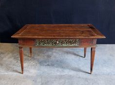 Teak Java Table from Indonesia – Hip and Humble Home