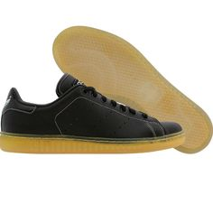Adidas Stan Smith 2 (black / black) 018660 - $64.99