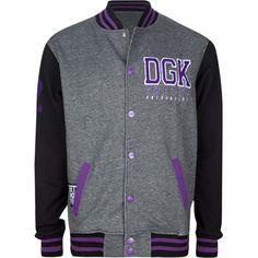 DGK Scholars Letterman Mens Jacket