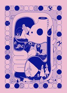 Polichinela - The Juan Casal Studio - Direction/Design/Illustration