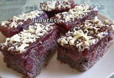 Mákos-meggyes bögrés süti JUDYTH konyhájából | NOSALTY – receptek képekkel