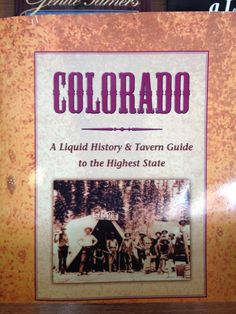 Colorado liquid history
